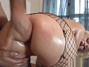 Voluptuous angel rides dick like a cowgirl