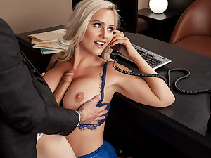 Shes A Smooth Operator Free Video Around Alena Croft - BRAZZERS