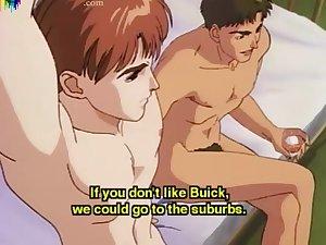 Yaoi Boy Mad about Cousin, CV Adventure , yaoi anime cartoon is really good