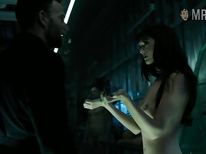 Naked and dear body of alluring actress Martha Higareda is render a reckoning for checking out