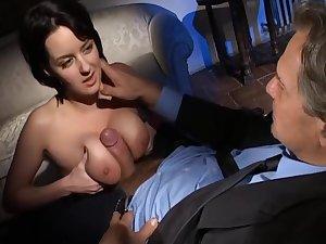 Jay La Stunner (German Big Tits) 'Take My Tits' (23.20, 43.20, 44.40)