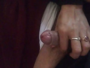 Just ordinary handjob routine provided apart from lusty nympho