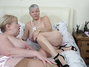 Lady S, The Cleaning woman & The Maid Pt5 - TacAmateurs
