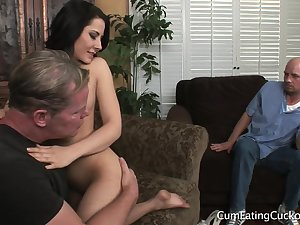 Real Fleeting cuckold Attraction Of Man Butt